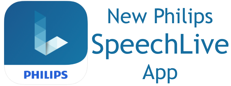 Philips Australia release new SpeechLive iOS app